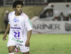 Romarinho, do Bragantino (Foto: Luis Moura / Agência Estado)