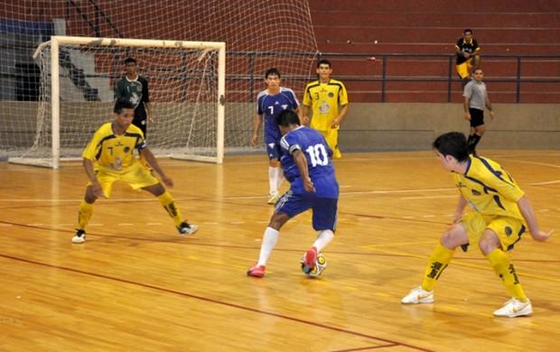 Campeonato Roraimense de Futsal Sub-20 inicia nesta sexta (Foto: Reynesson Damasceno)