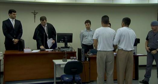 a mando da Yakuza (reprodução/TV Globo)