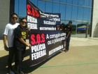 PF no Tocantins empossa superintendente em meio a protesto