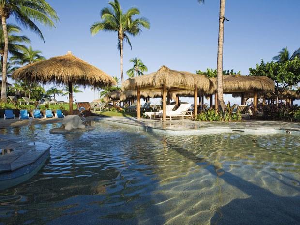 Hotel Four Seasons do Havaí (Foto: John DeMello/Divulgação)
