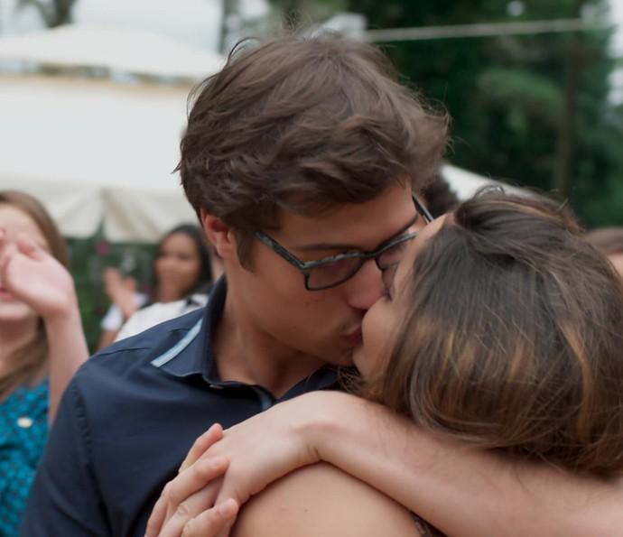 Nanlipe <3 <3 (Foto: TV Globo)