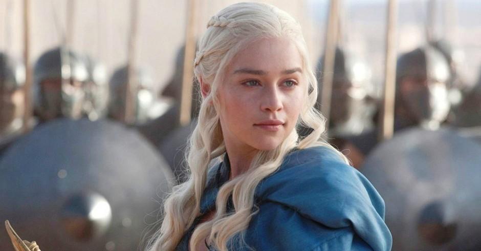Daenerys (Foto: Reprodução)