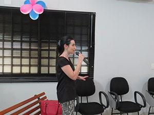 Especialista palestrou na TV Integração Uberlândia  (Foto: Divulgação)