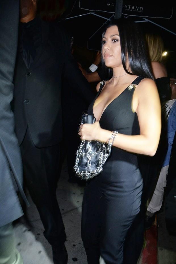 Kourtney Kardashian (Foto: X17)