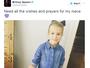 Britney Spears fala sobre o acidente da sobrinha: 'Precisamos de orações'