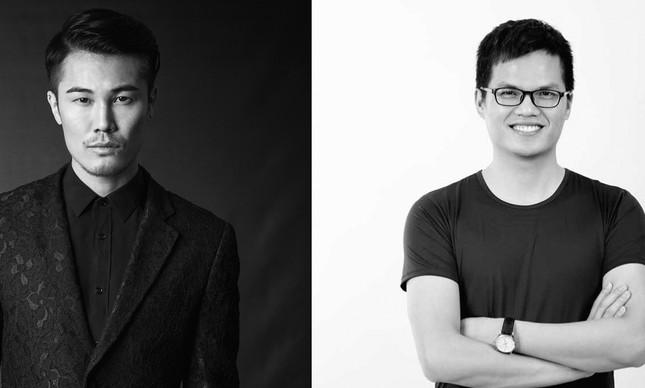 Victor Wong (esq) e Yao Zhifeng (dir)