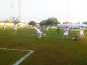 Sparta venceu o Taquarussú por 3 a 0 (Foto: Edson Reis/GloboEsporte.com)