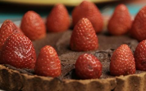 Torta de chocolate da Bela Gil