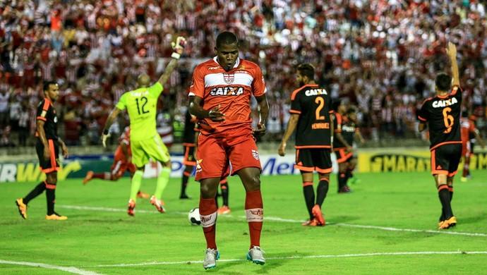 CRB x Sport, no Rei Pelé (Foto: Ailton Cruz/Gazeta de Alagoas)