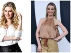 Fernanda Keulla comenta magreza excessiva: 'As pessoas gostam'