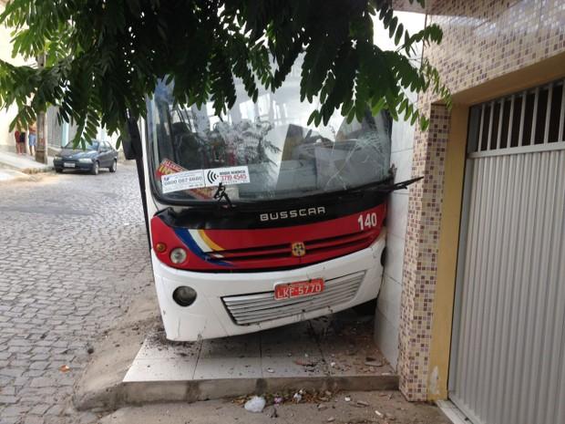 Ônibus Bahia  (Foto: Divulgação/Assessoria)