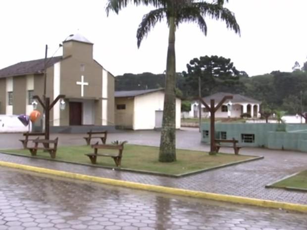 Bom Sucesso de Itararé (Foto: Reprodução/ TV TEM)