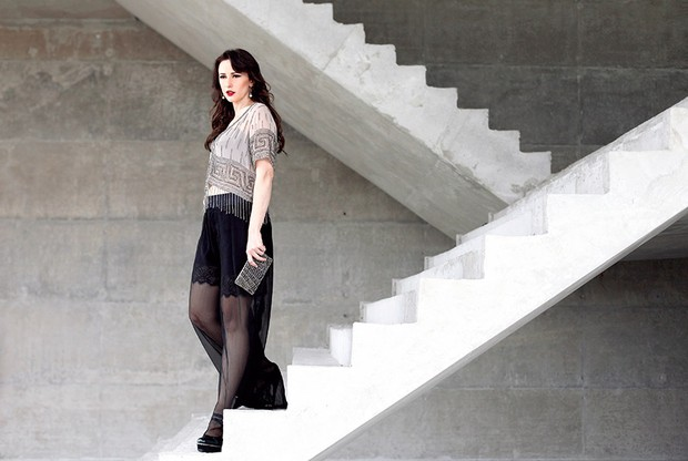 Galeria - Paula Braun (Foto: Marcos Serra Lima/EGO)
