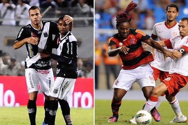Flamengo e Ponte Preta buscam a primeira vitória no Brasileirão (Foto: globoesporte.com / Vipcomm)