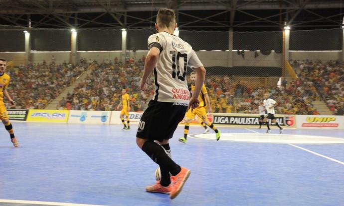 Sorocaba x Corinthians Deives (Foto: Yuri Gomes / Elite Comunicação)