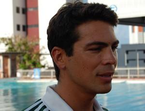 Kaio Márcio já pensa em 2013 (Foto: Lucas Barros / Globoesporte.com/pb)
