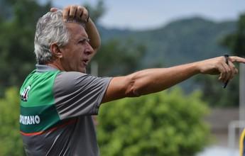Curtinha: Metrô confirma C. Paulista no comando para disputa da Série D