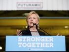Campanha de Hillary diz que ataque de Trump sobre EI é 'alegação falsa'
