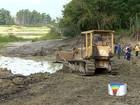 Vazamento de rejeito de mineração no Rio Paraíba é contido em Jacareí, SP