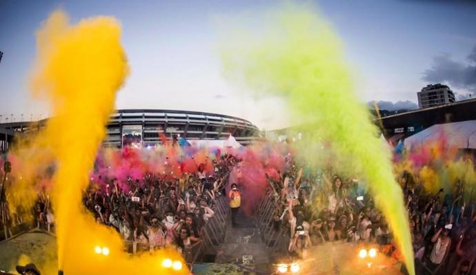 Festa Celio de Barros (Foto: Divulgação)