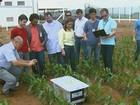 USP e Embrapa desenvolvem robô que analisa as propriedades do solo