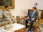 Única diferença entre Morsi e Mubarak é a barba, diz ministro sírio