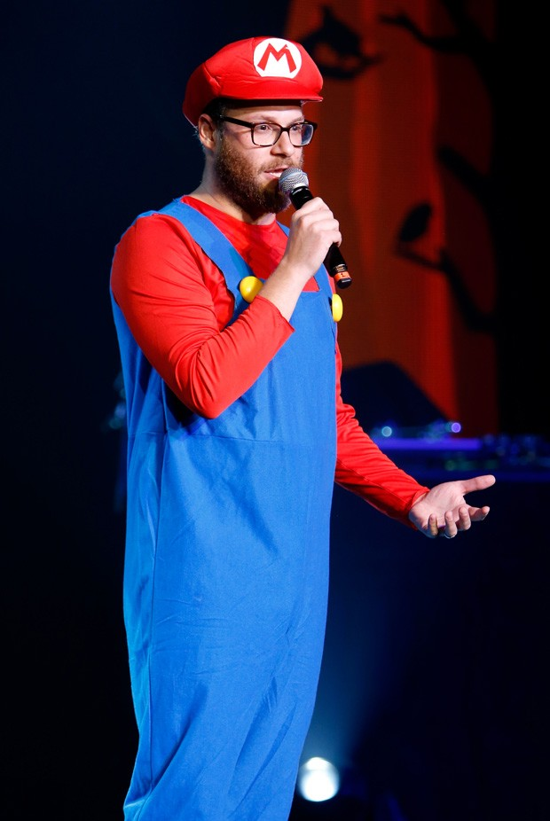 Seth Rogen (Foto: Randy Shropshire/Getty Images)
