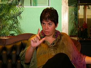 Carla Ubarana assumiu fraudar processos e desviar recursos dos Precatórios do TJRN (Foto: Reprodução/InterTV Cabugi)