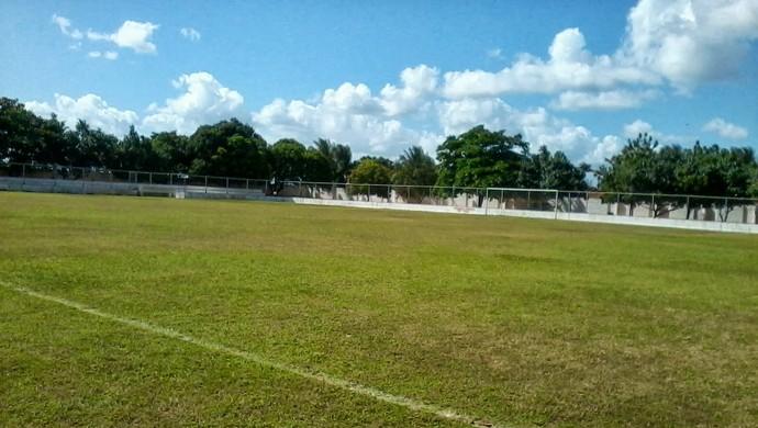 RN - Estádio Municipal Nazareno de Souza Dantas, em Vera Cruz (Foto: Médici Cunha Lima)
