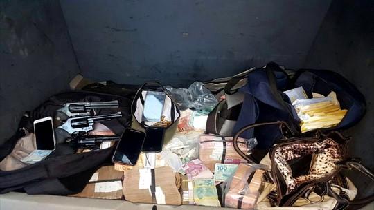 Sobe para 11 o número de prisões de suspeitos de assalto a banco no Recife