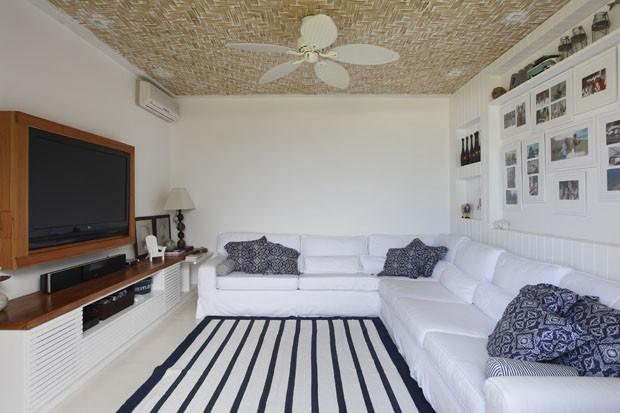 Sala branca: 14 jeitos de decorar (Foto: Divulgação)