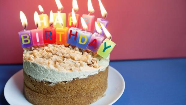 bolo de aniversário (Foto: Thinkstock)