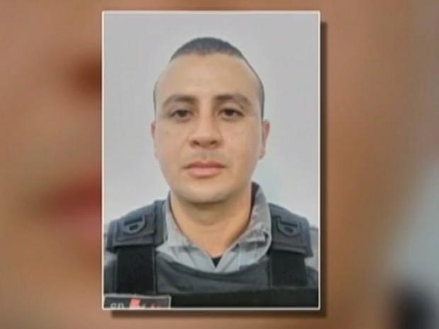Soldado da Rotam Rafael da Silva Costa foi morto em perseguição. Apos a morte dele, outras 27 pessoas foram assassinadas (Foto: Reprodução / TV Liberal)
