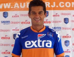 Andrade renovou seu contrato com o Audax Rio para a disputa da Copa Rio (Foto: Divulgação)