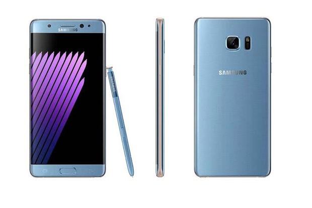 Galaxy Note 7, da Samsung. (Foto: Divulgação/Samsung)