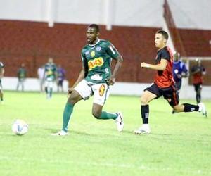 Zagueiro Jorge Luiz, Mirassol, Série A2, 2015 (Foto: Vinícius de Paula / Agência Mirassol)