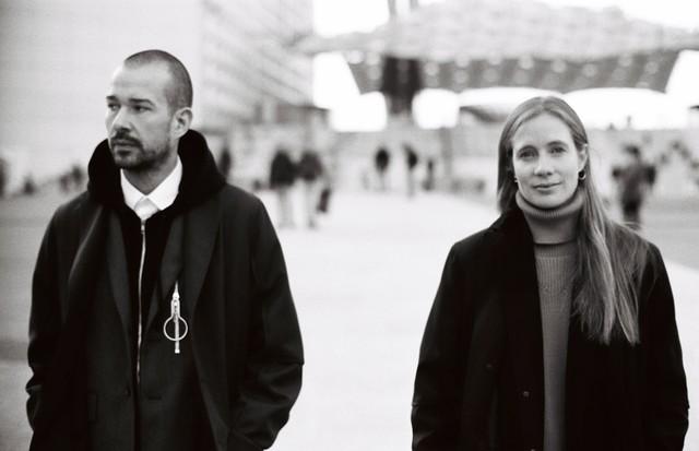 Luke e Lucie Meyer (Foto: Divulgação)