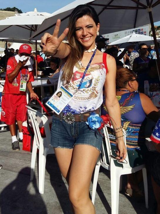 Tania Oliveira (Foto: Eliane Santos / EGO)