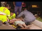 Atropelamento deixa morto e feridos próximo à Ceasa em Uberlândia