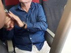 Governador Paulo Hartung volta ao ES em meio a caos da segurança