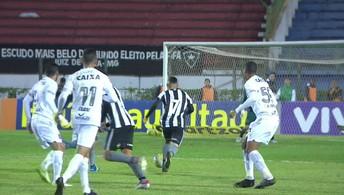 Figueirense empata com o Botafogo: 1 a 1 (Jamira Furlani/Avaí F.C.)