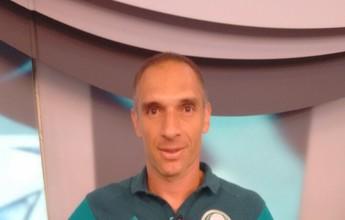"""Prass fala sobre pressão no Palmeiras: """"Corrida não se ganha na 1ª volta"""""""