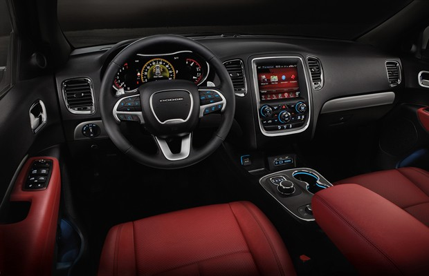 Dodge lança novo pacote de opcionais para Durango R/T ...
