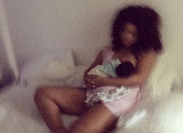 Juliana Alves e Yolanda (Foto: Reprodução)