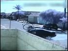 Motorista que atropelou ciclista diz  não ter CNH e que estava a 80 km/h