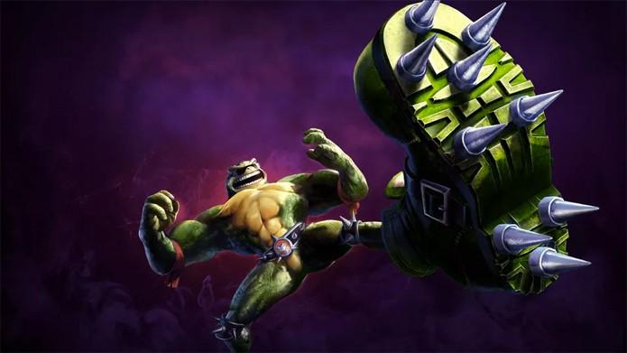 Rash de Battletoads chega a Killer Instinct (Foto: Divulgação/Microsoft)