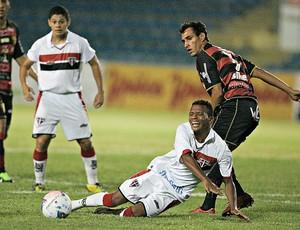 38e996eb58 Ferrão não conseguiu se impôr na primeira etapa de jogo contra o Guarani de  Juazeiro (