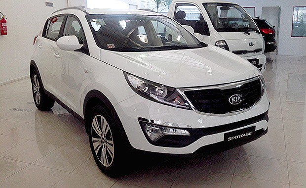 kia sportage 2015 tem desconto de at r auto esporte not cias. Black Bedroom Furniture Sets. Home Design Ideas