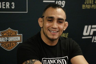 Tony Ferguson UFC 199 (Foto: Evelyn Rodrigues)